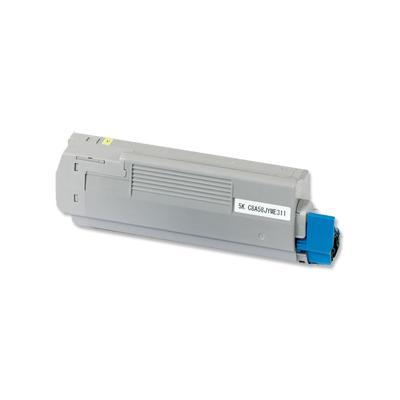 OKIDATA MC560 TONER YELLOW